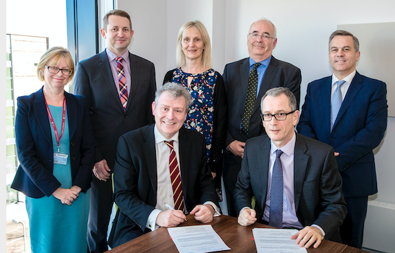 Public Health England forge new partnership to strengthen health provision