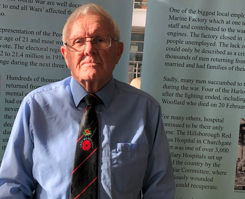 Harlow's WW1 Committee praised for their work