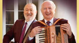 Irish legends Foster and Allen come to the Harlow Playhouse