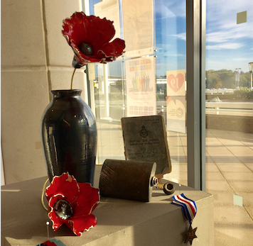 Remembrance and Memory at the Civic Centre