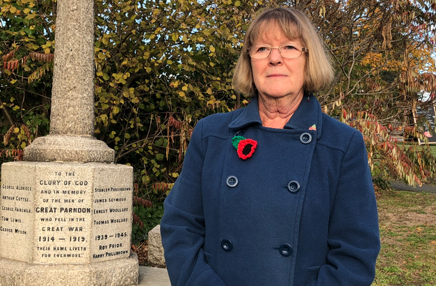 Remembrance: Harlow writer dedicates poem to those who gave their life in WW1