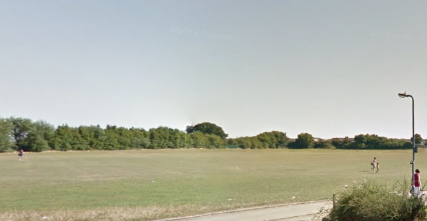 Man held up at knifepoint on Milwards Field