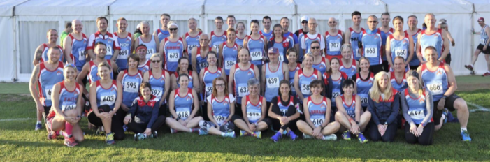 Athletics: Harlow Running Club pay their respects at Stebbing Remembrance Day 10