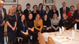 Lieutenant-Governor of Newfoundland visits Harlow