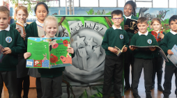 Big literacy push at Cooks Spinney Primary