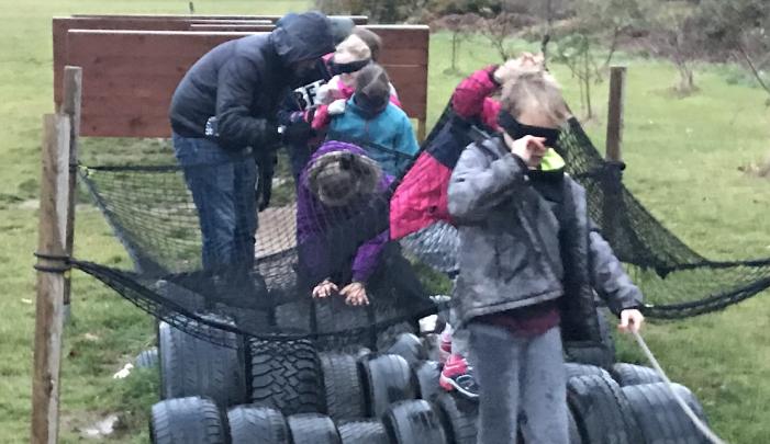 Roydon Primary pupils enjoy three day residential camp