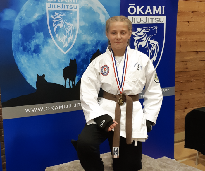 Harlow Jujitsu take gold in Sheffield