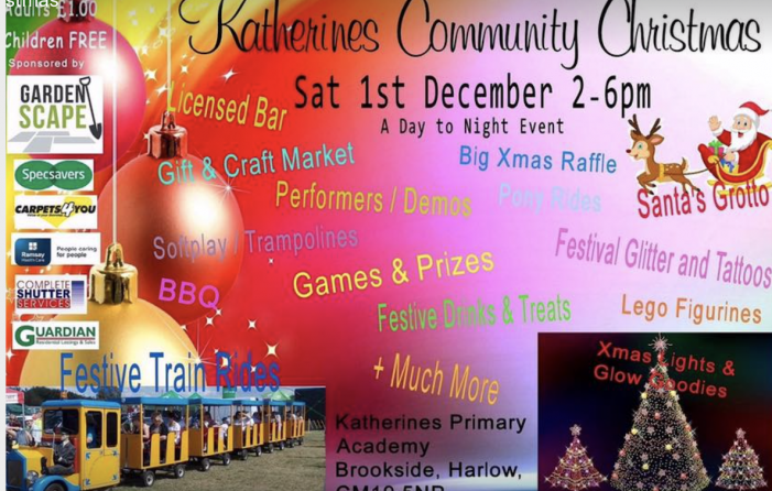 Katherines Primary set to host Christmas Fayre