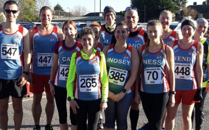 Athletics: Strong turnout for Harlow at Chelmsford 10K