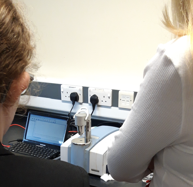Drug testing equipment for athletes helps students with studies