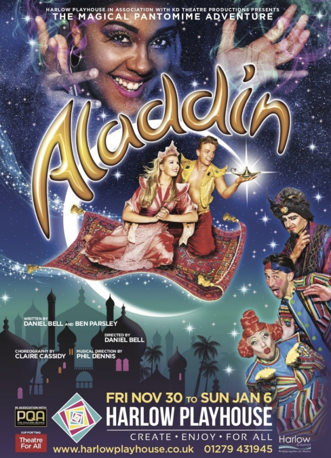 Aladdin: Panto team looking forward to entertaining you