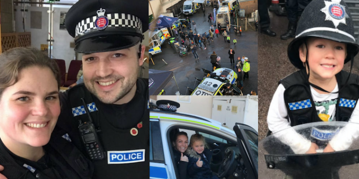 Harlow Police Station host open day