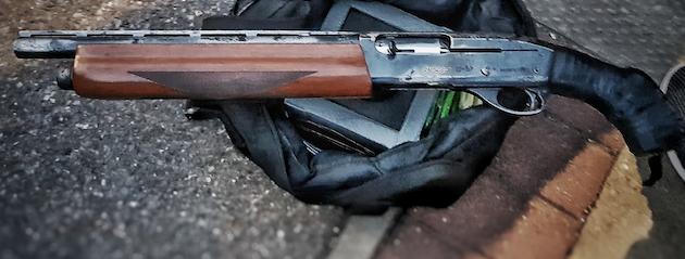 Drug dealer with address in Harlow found with pump action shotgun