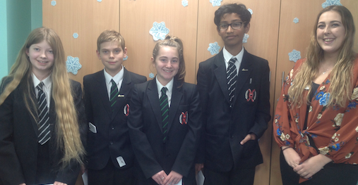 Burnt Mill Academy: Young mathematicians qualify for semi-finals of national competition.