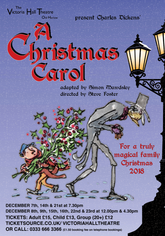 Review: A Christmas Carol at Victoria Hall