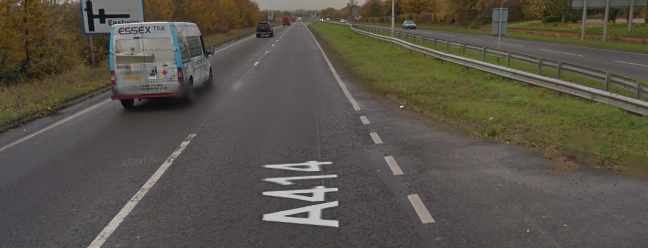 Have your say on plans to improve A414 near Harlow