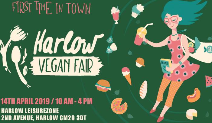 Harlow set to host first Vegan Fair
