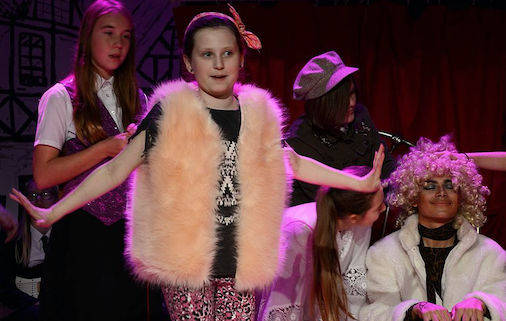 Children with special needs at Burnt Mill are turning their lives around through performing arts