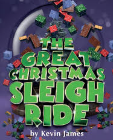 Christmas Sleigh-Ride at Harlow Playhouse