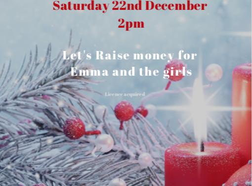 Carol singing set to raise money for Emma