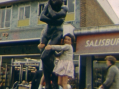 Harvey Centre screens iconic footage of Harlow's development over the decades
