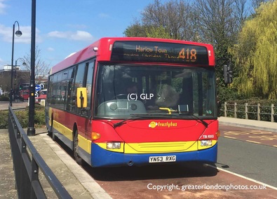 Another Harlow bus may be cut