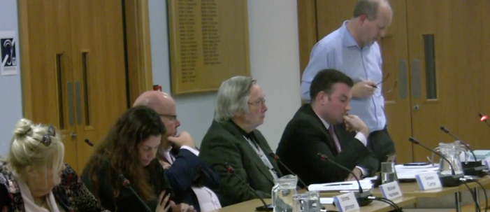 Harlow Council Meeting: December 2018