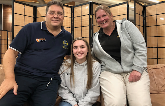 Interview with members of Harlow Penguins Swimming Club: Making a splash