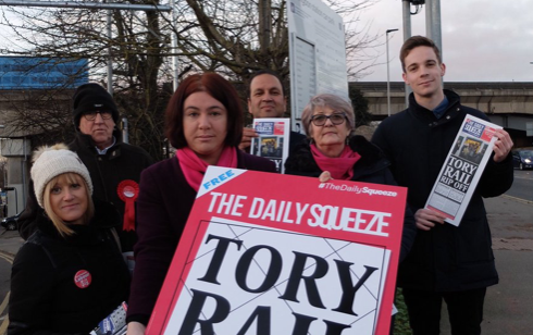 Labour MEP highlights that Harlow commuters pay highest fares in Europe