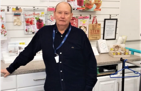 St Clare's Harlow shop manager urges locals to volunteer in their local charity shop