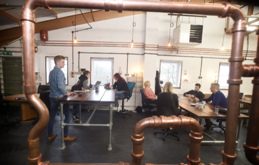 New shared workspaces opens near Harlow Mill station