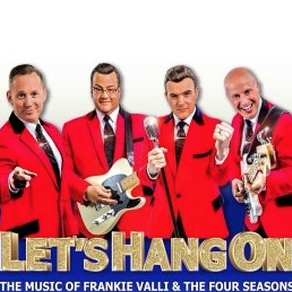Let's Hang On at the Harlow Playhouse