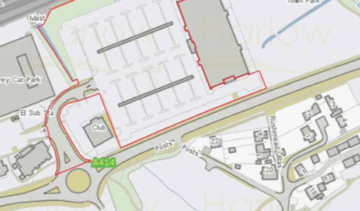 Planning bid for over 350 homes next to Pearsons building on Edinburgh Way