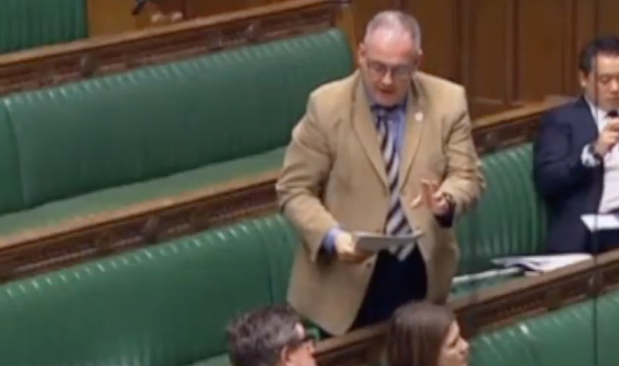 Robert Halfon raises new Barclays' charges on Harlow charities in House of Commons