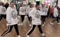 Hip Hop Pop entertain shoppers in the Harvey Centre