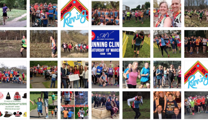 Harlow Running Club's Novice Running Course