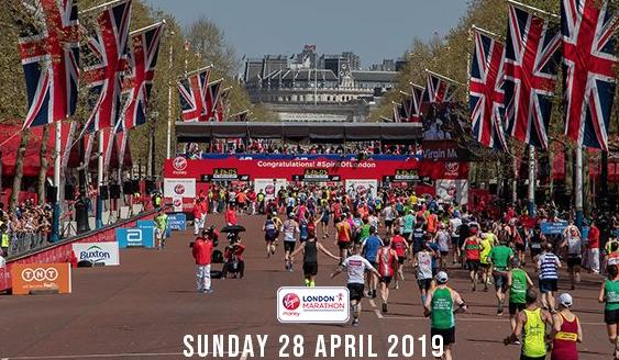 London Marathon 2019: Let us help your fundraising efforts