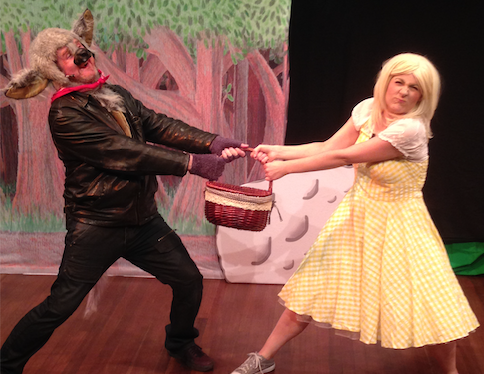 Goldilocks and The Big Bad Wolf are coming to the Victoria Hall Theatre