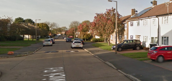 House ransacked in Arkwrights area of Harlow