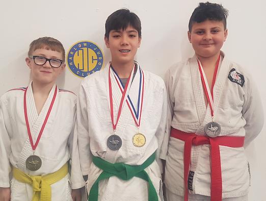 Judo: Harlow Judo Club travel the country