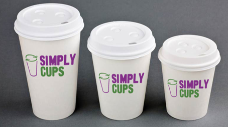 The Harvey Centre is proud to be working with 'Simply Cups' to recycle their waste paper and plastic cups.