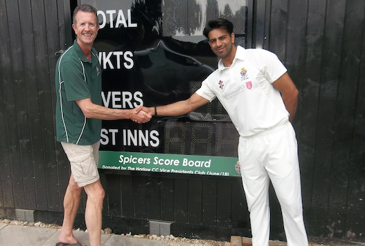 Cricket: Harlow CC set to form Vice Presidents Club