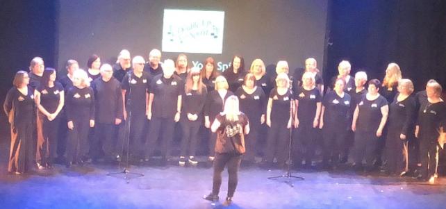 Celebrate Harlow: Sing, sing, sing