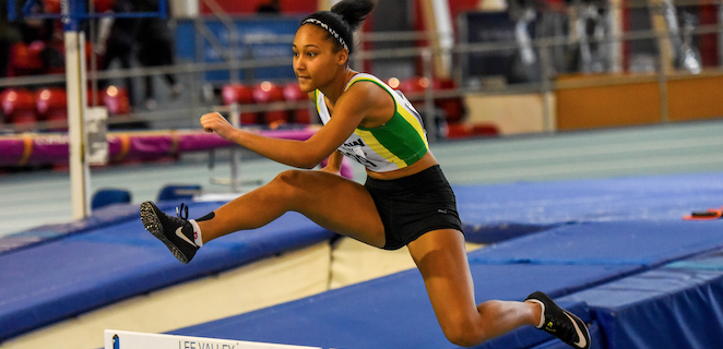 Athletics: Great weekend for Harlow AC at Essex Indoor Champs