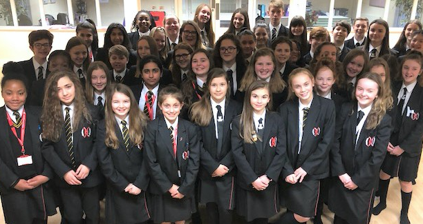 Brand new choir launched at Burnt Mill Academy