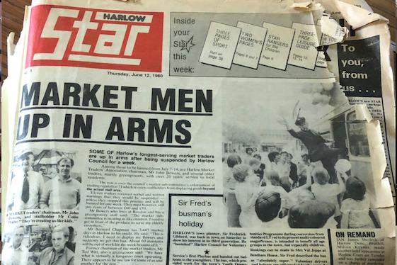 Harlow Star Edition No 1: June 1980