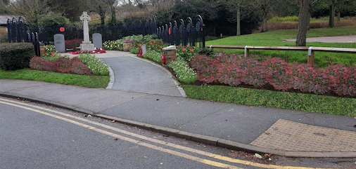 The Netteswell Cross War Memorial in the Town Park is set to receive a makeover.
