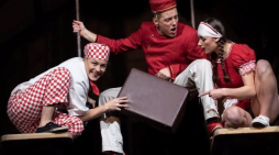 Review: Hotel Paradiso at the Harlow Playhouse