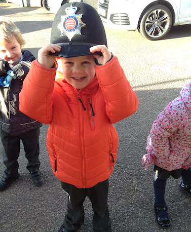 Freshwater pupils meet the emergency services