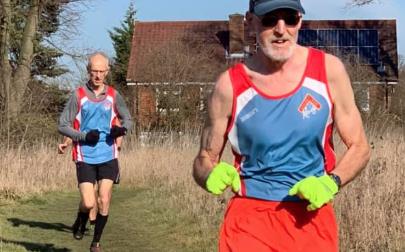 Athletics: Sun shines on Harlow runners in X-Country at Church Langley
